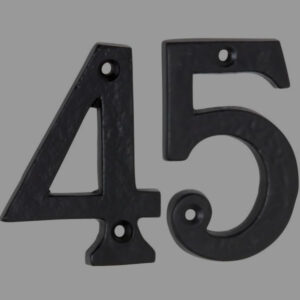 Numbers/Letters/Name Plates