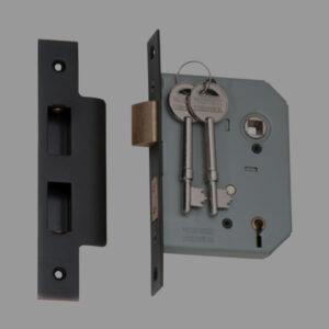 Locks, cylinders, strikes